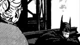 Batman Black and White Motion Comics Sunrise